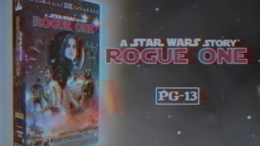 Rogue One: lo spot della videocassetta