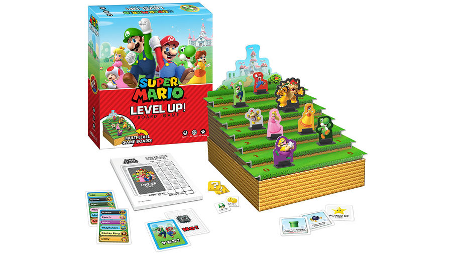 Boardgame news: Super Mario Level Up e Ticket To Ride Germania