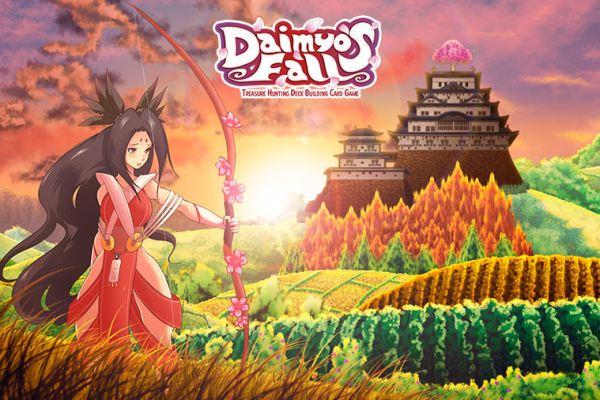 Daimyo's Fall su Kickstarter