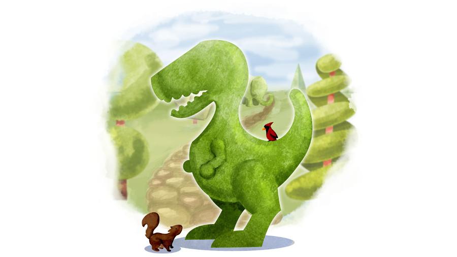 Topiary: la recensione