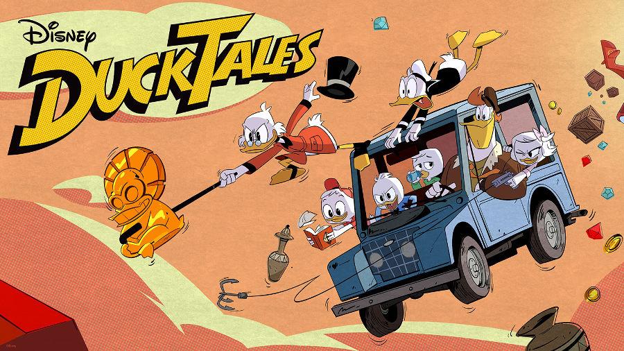 Duck Tales 2017 – Ecco la sigla!