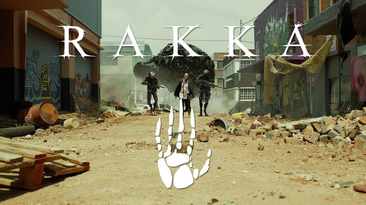 Ecco Rakka, il nuovo spettacolare corto di Neill Blomkamp con Sigourney Weaver