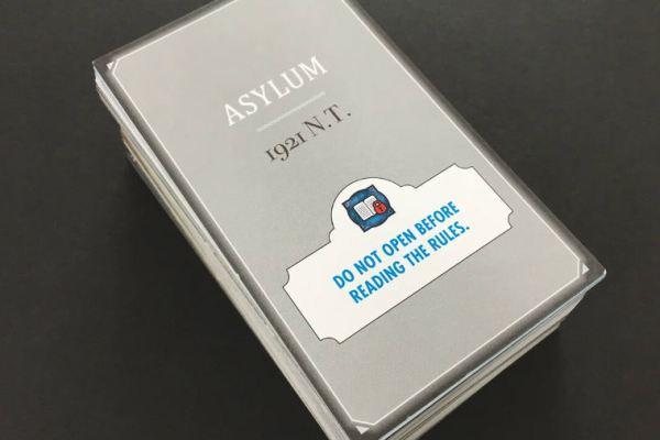 Giochi Svelati: T.I.M.E. Stories Asylum