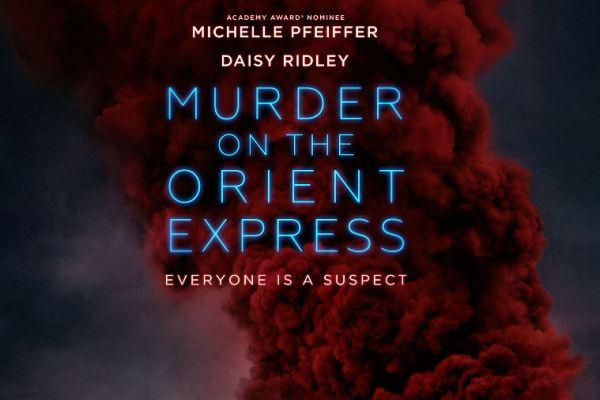 Il primo trailer per Murder on the Orient Express