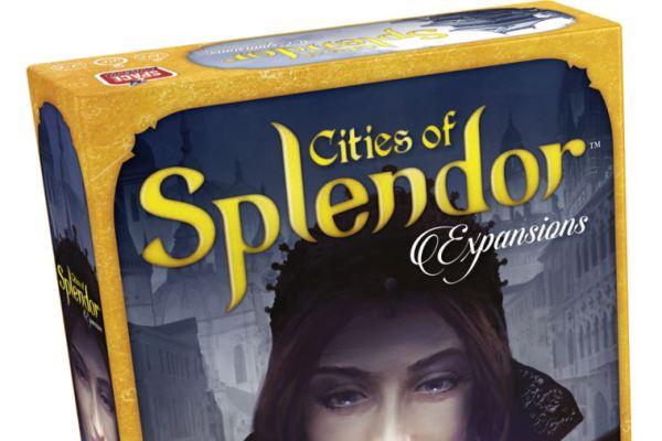 Anteprima: Cities of Splendor