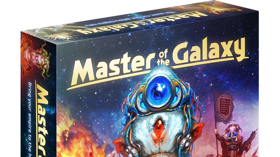 Anteprima: Master of The Galaxy su Kickstarter