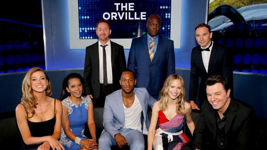 "The Orville: Brannon Braga promette storie ""serie"" in stile Star Trek"