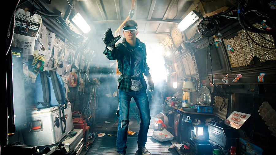 Ready Player One: il trailer racconta la storia dell'OASIS