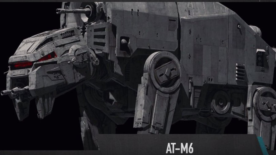 Gli Ultimi Jedi: un messaggio cifrato di Leia, l'AT-M6 e la Dreadnought del Primo Ordine