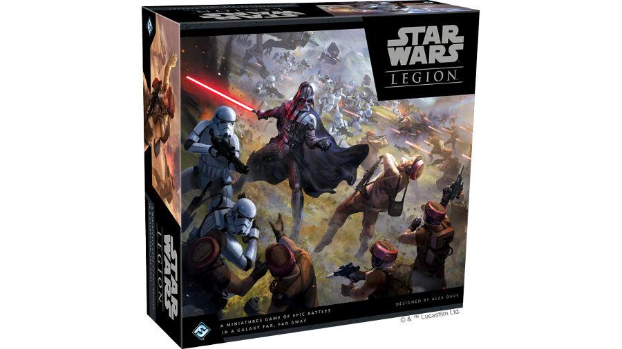 Fantasy Flight annuncia Star Wars: Legion