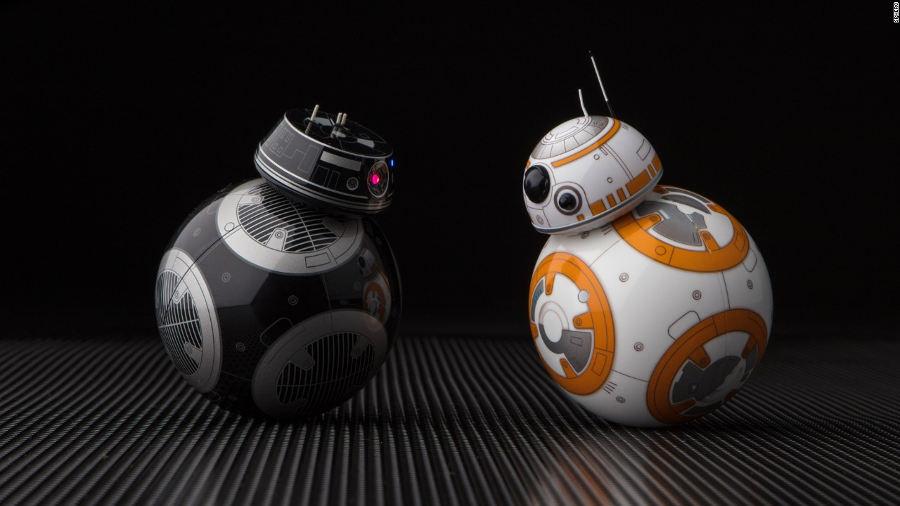 Star Wars Blips, i droidi che state cercando