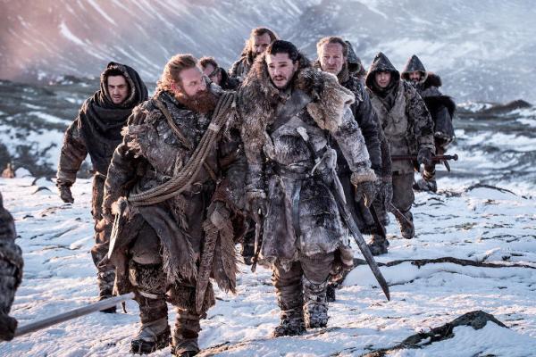 Game of Thrones: arriva la Fratellanza senza banjo