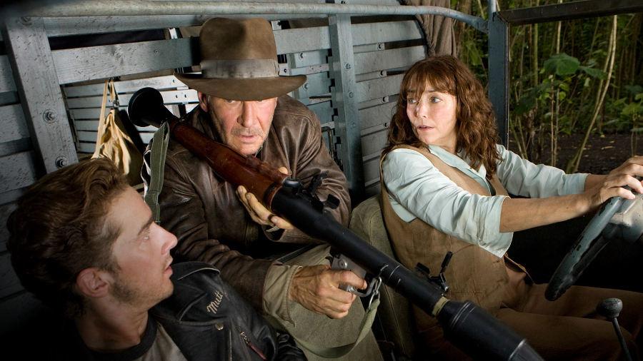 Niente Shia Lebeuf in Indiana Jones 5