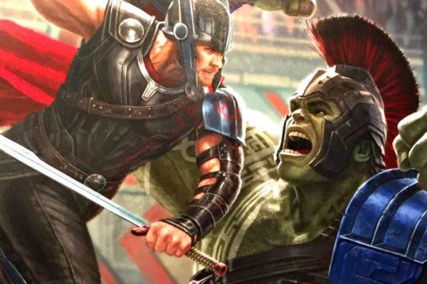 Thor: Ragnarok – La lotta per Asgard sta per iniziare!