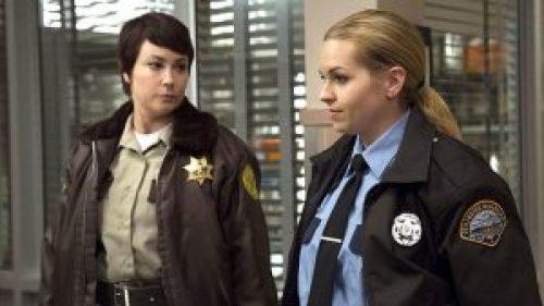 Jody Mills, a sinistra, e Donna Hascum