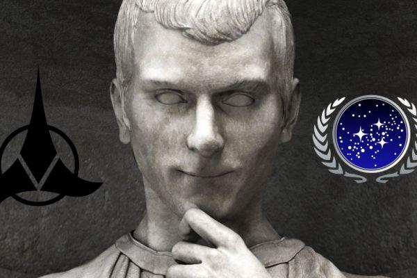 Geekhistory – Il contesto è per i re. Da Machiavelli a Star Trek