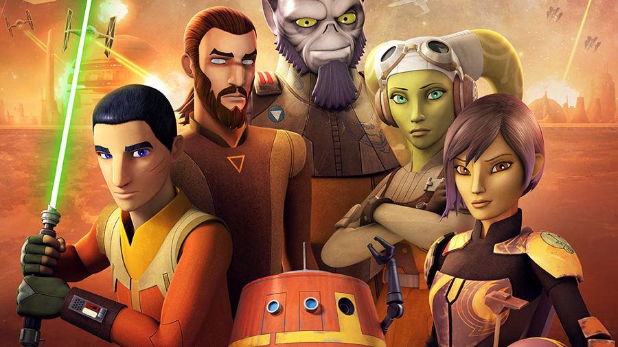 Dave Filoni: cosa aspettarsi nell'ultima stagione di Star Wars Rebels