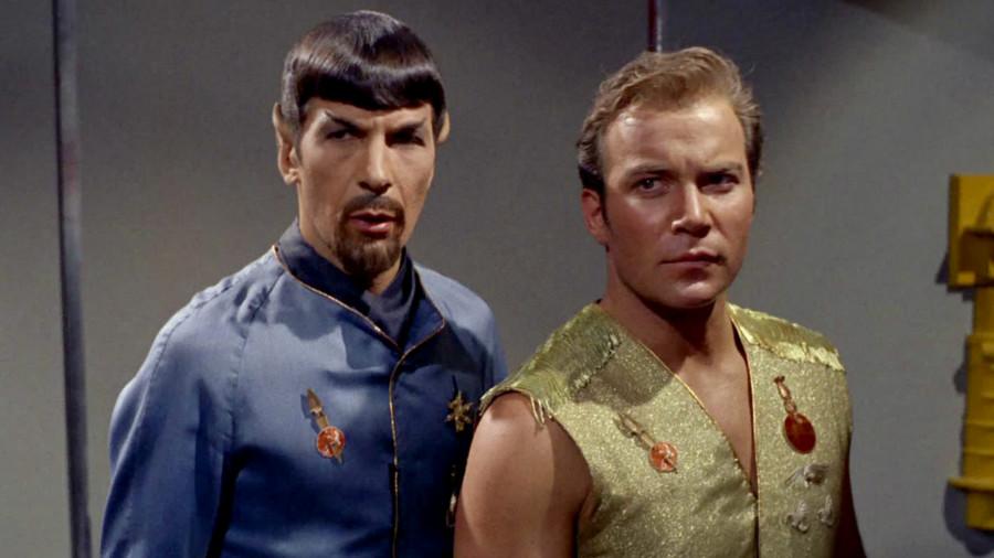 Il Mirror Universe di Star Trek compie 50 anni