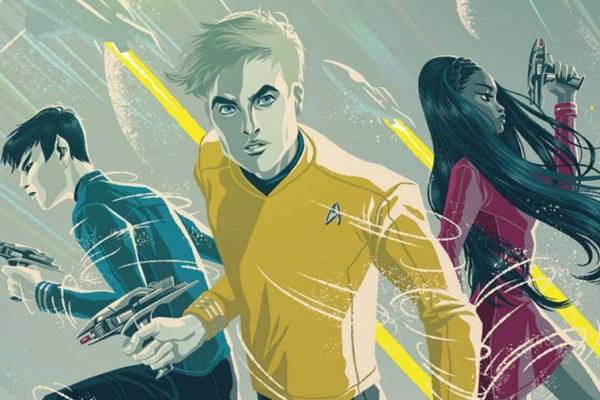 IDW Publishing mostra i suoi fumetti di Star Trek in un video