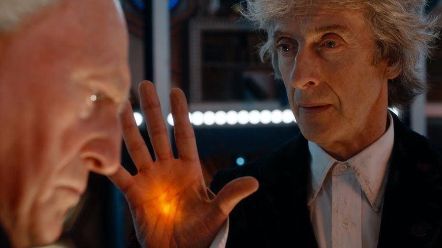 Doctor Who: al primo Dottore non piace il TARDIS nello speciale di Natale 2017