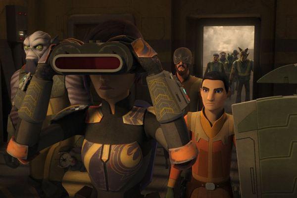 Star Wars Rebels: loth-lupi e nuovi personaggi in arrivo