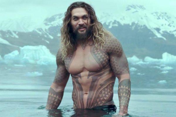 Jason Momoa e le origini di Aquaman