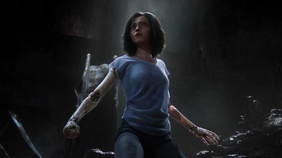 Alita – Battle Angel, ecco il trailer del film di James Cameron