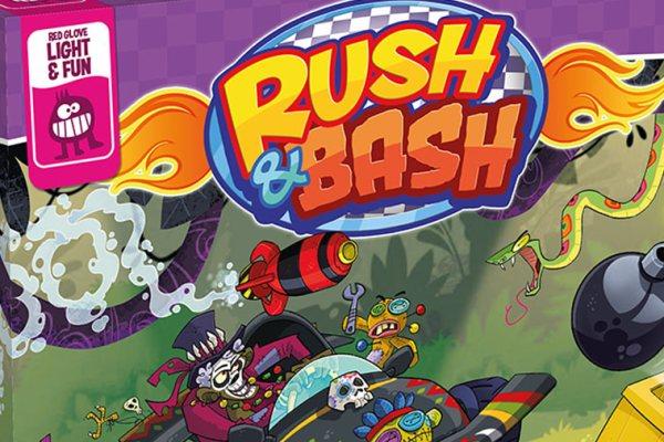 Il gioco sul Comò – Rush & Bash