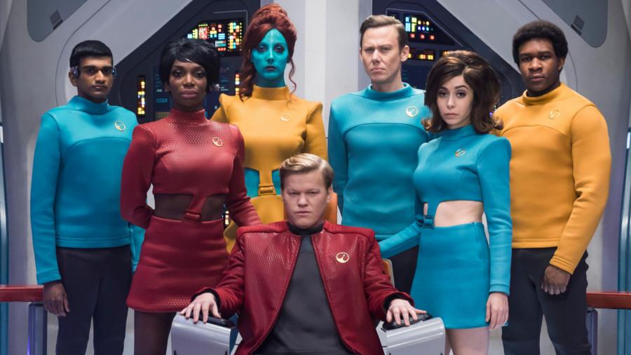 """Ecco il trailer di """"USS Callister"""", l'episodio di Black Mirror ispirato a Star Trek"""