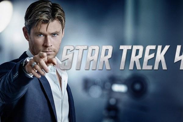 Chris Hemsworth tornerà ancora in Star Trek ora che Tarantino ha preso il timone?