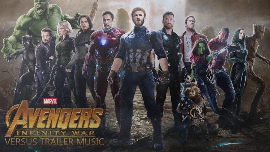 Avengers Infinity War: online il secondo trailer ufficiale!