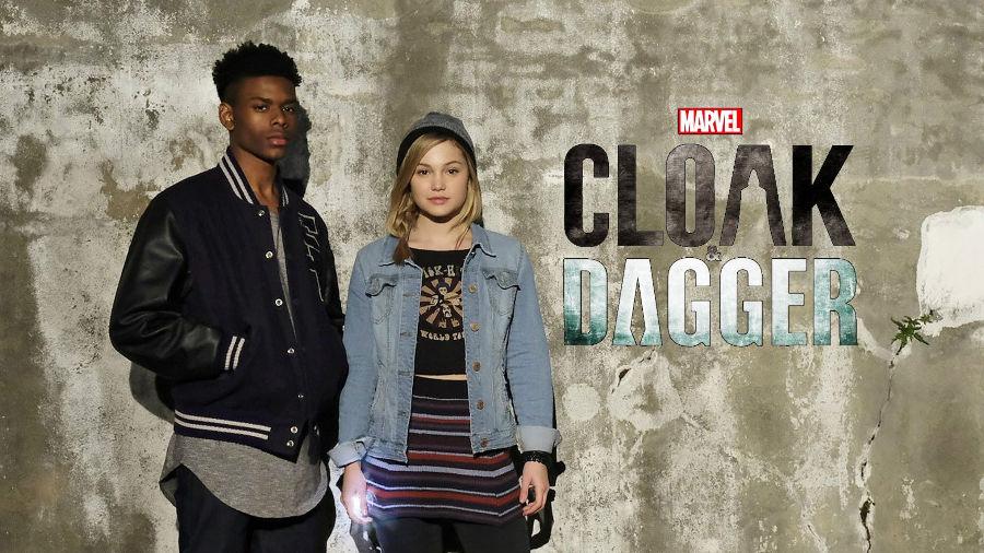 Cloak & Dagger: un nuovo trailer per la serie Marvel