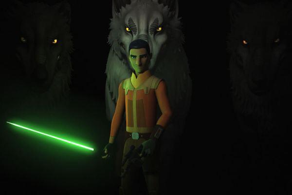 Star Wars Rebels: il trailer del finale della serie