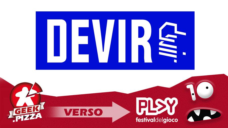 Verso Play 2018 – Devir