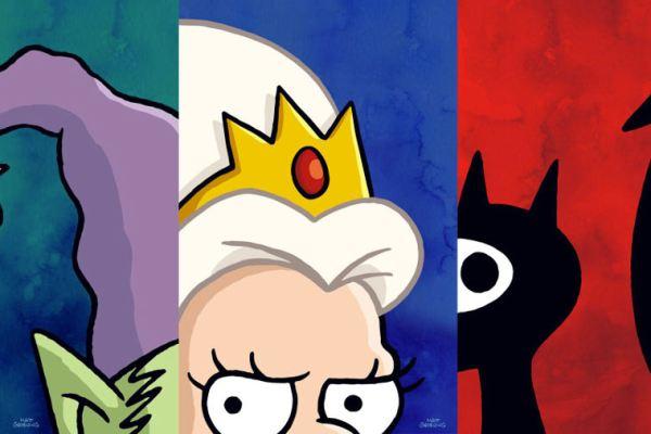 Disincanto: una nuova serie fantasy su Netflix