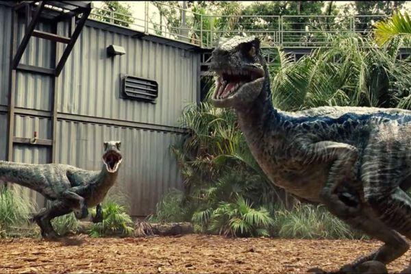 Jurassic World… senza effetti speciali [Video]