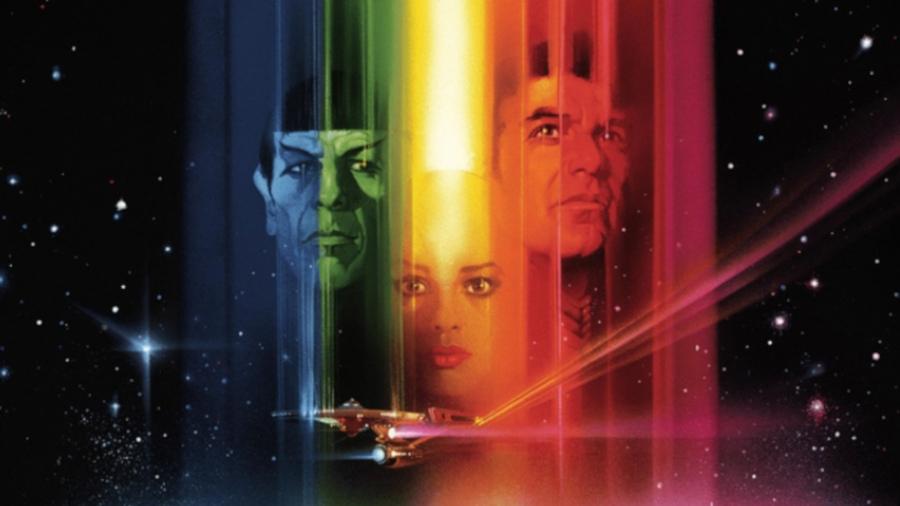 """La locandina del film """"Star Trek: The Motion Picture"""" in edizione limitata per collezionisti"""