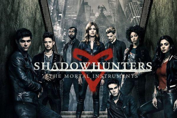 Shadowhunters: un'altra serie TV cancellata