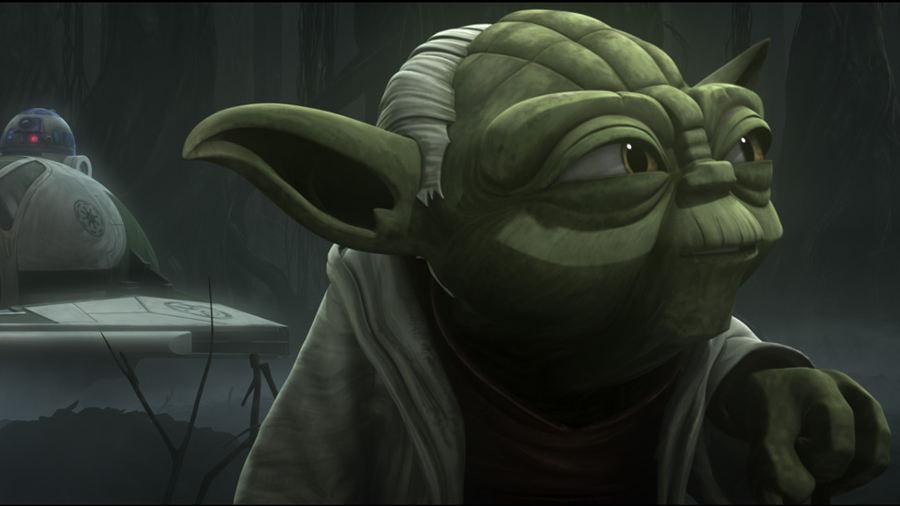 Ci sono 9 film di Star Wars in lavorazione, ma nessuno su Yoda, secondo Tom Kane