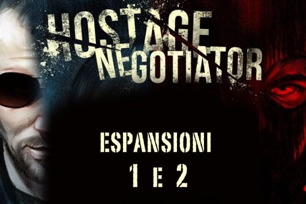 Hostage Negotiator: ecco i primi due pack di espansione di Cosmic Games