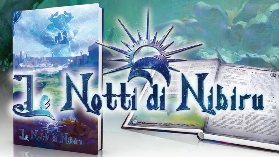 GDR – Le Notti di Nibiru (seconda ristampa)