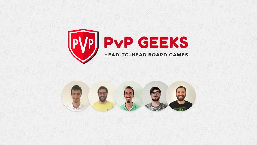 Intervista: I PvP Geeks e la ricerca del gioco di miniature competitivo definitivo…