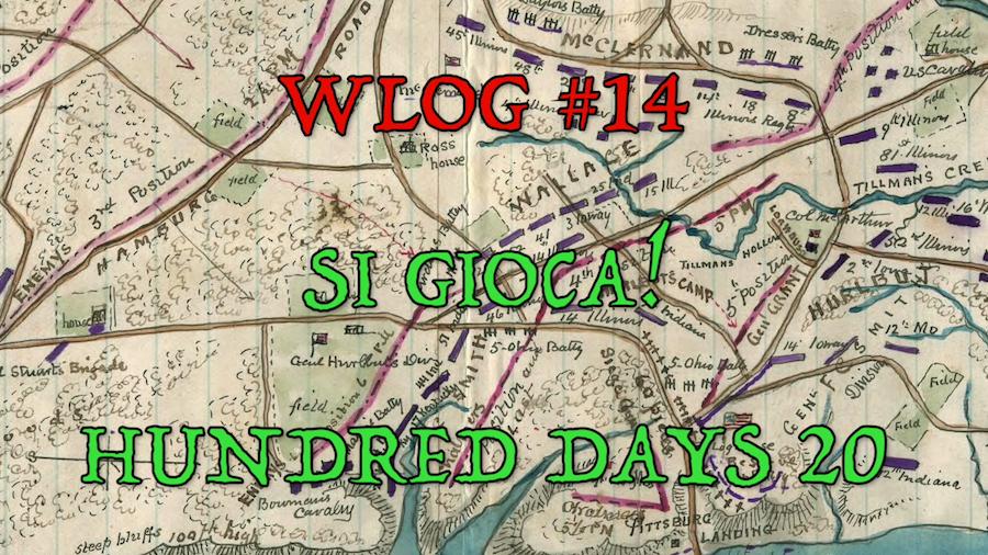 WLOG – La battaglia di Waterloo