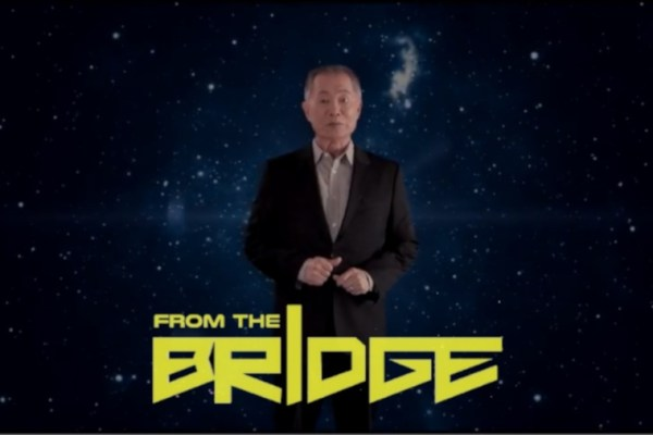 "George Takei presenta ""From The Bridge"",  il nuovo documentario sul mondo del fandom"