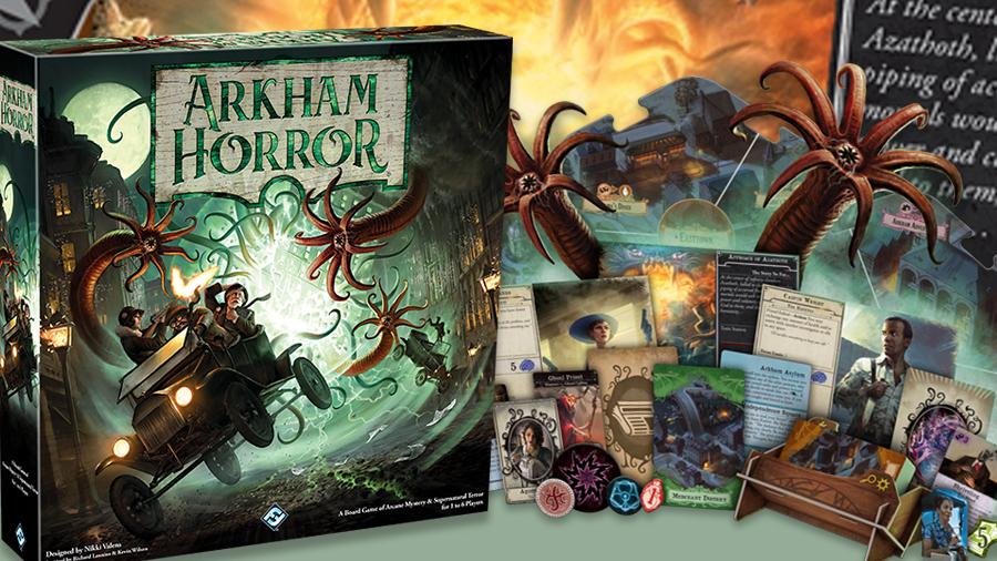 Il ritorno dell'incubo: Arkham Horror Terza Edizione