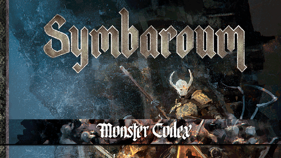 Symbaroum: in arrivo il Monster Codex