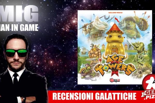 MIG Recensioni Galattiche: Age of Towers