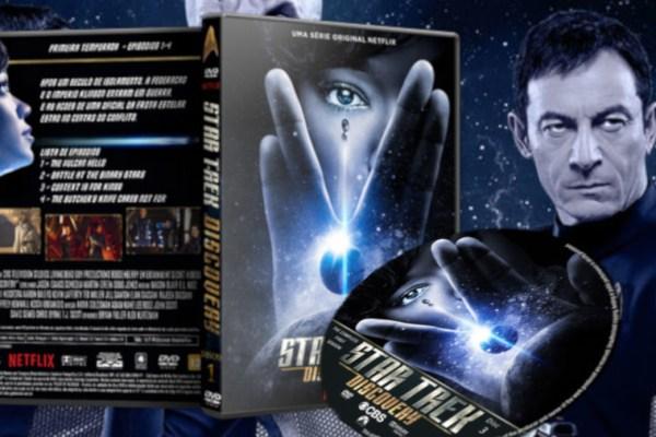 Le edizioni Blu-Ray/DVD di 'Star Trek: Discovery' in Italia dal 4 dicembre