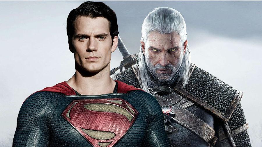 Henry Cavill sarà Geralt di Rivia nella serie tv di The Witcher