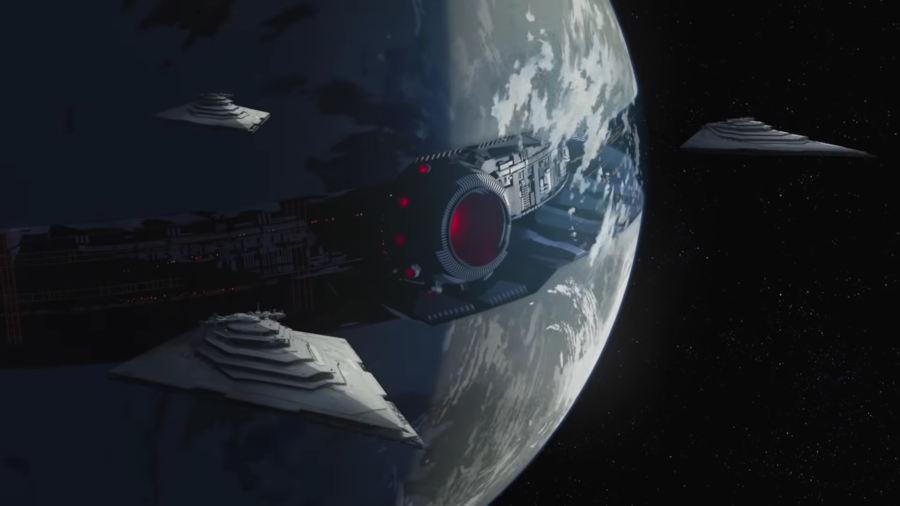 Star Wars: Resistance, il trailer esteso